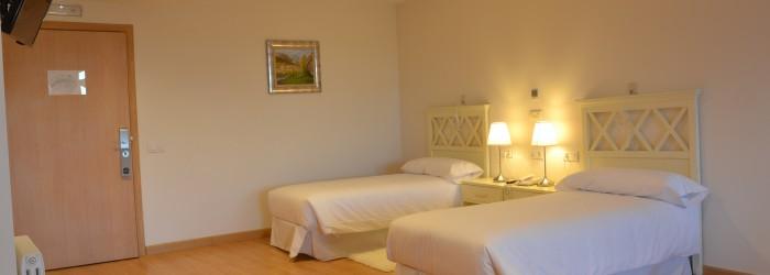 Hotel El Campanario del Paraíso - Habitaciones dobles